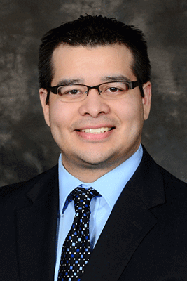 Crete NE primary care medical director Josue Gutierrez